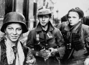 Polish Boys WWII